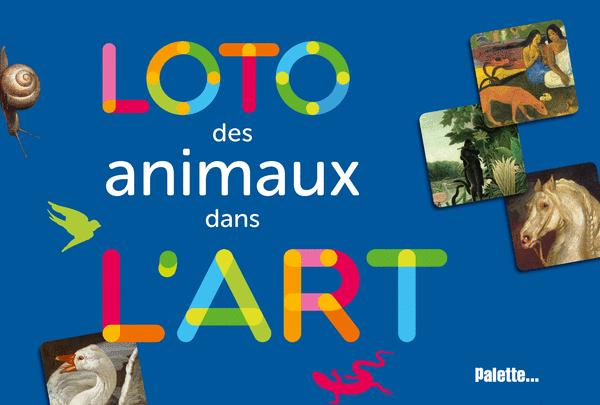 Place des enseignants loto des animaux dans l 39 art for Loto dans 01