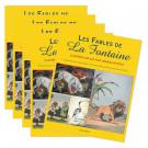 Lot spécial école - Les Fables de La Fontaine (25 titres)