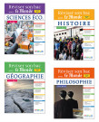 Lot Réviser son bac avec Le Monde - Terminale sérieES (4titres)