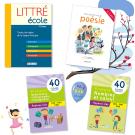 Pack Réussite CE2 CM1 CM2 (4 titres)