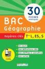 Repères clés : Bac Géographie - Term L, ES, S