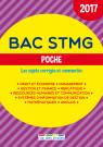Bac STMG Poche - 2017