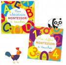 Lot Apprentissages Montessori (2titres)