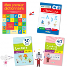 Pack Rentrée CE1 (4 titres)