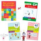 Pack Rentrée CP (4 titres)